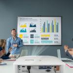 BenQ MH550 и BenQ MW550 — экономичные бизнес-проекторы для небольших переговорных и конференц-залов