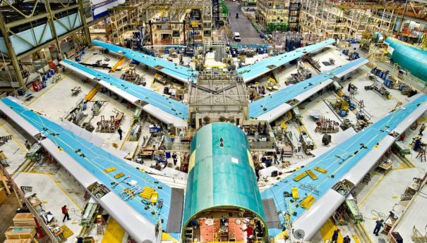 Boeing собрал вдвое больше заказов по сравнению с Airbus