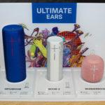 Асбис-Украина представила портативную акустику Ultimate Ears по цене от 2700 до 7400 гривен
