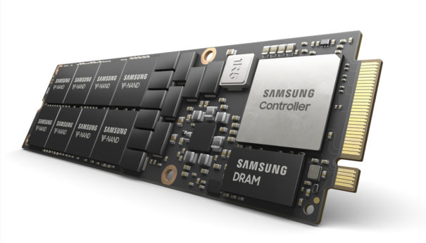 Samsung NF1 — SSD на 8ТБ для дата-центров