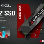 BIOSTAR представила SSD-накопитель M500 M.2 2280 PCI-Express NVMe
