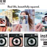 Аналоговая камера моментальной печати — Fujifilm Instax SQUARE SQ 6