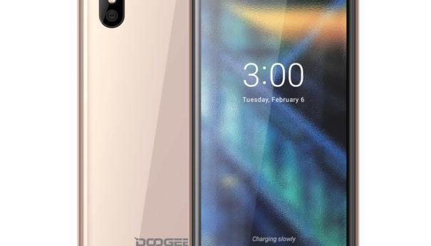 DOOGEE Х50 — 65-долларовый смартфон с двойной камерой и Android Oreo «из коробки»
