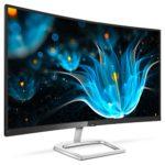 Philips 278E9 — новый изогнутый монитор с Ultra Wide-Color и разрешением Full HD