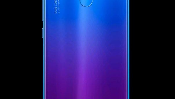 Huawei P smart+ с 6,3″ FHD+ экраном и 4 камерами выходит на украинский рынок