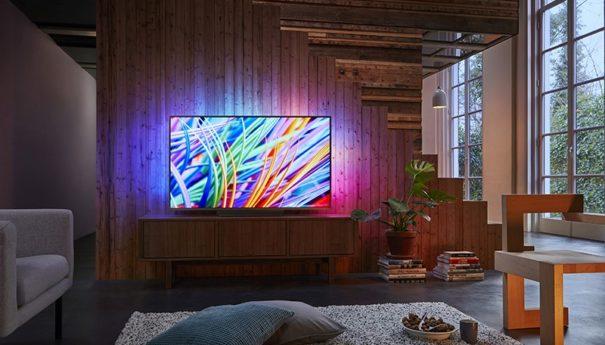 Philips представил новую линейку телевизоров
