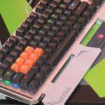 A4Tech B740A Bloody – механическая клавиатура с оптическими переключателями и интересным функционалом!