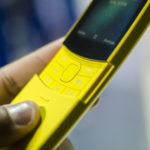 В Украине стартовали продажи обновленного «бананофона» Nokia 8110