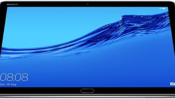 Huawei представит в Украине MediaPad M5 Lite 22 августа