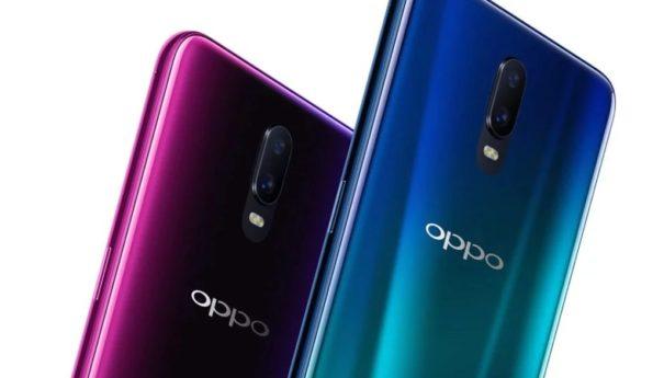 OPPO R17 получил 6,4″ экран, встроенный сканер отпечатков пальцев и 8 ГБ оперативной памяти