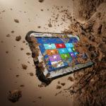 Panasonic выпустил 5-е поколение полностью защищенных планшетов Toughpad FZ-G1 для бизнес-сектора