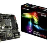 BIOSTAR показала материнскую плату Micro-ATX RACING B450GT3 для процессоров AMD Ryzen 1-го и 2-го поколений