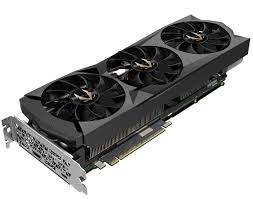 Графические карты серии ZOTAC GAMING GeForce RTX 20